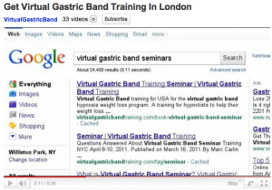 Get Virtual Gastric Band Training In London